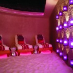 Africa's First Salt Room - The Amani Spa, Radisson Blu Hotel, Sandton