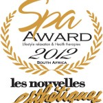 Les Nouvelles Esthetiques Spa Awards 2012
