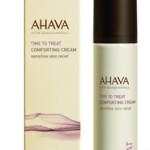 AHAVA launches Comforting Cream, the first entry in its new Time to Treat line