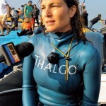 THALGO partners with free-diving champion Aurore Asso