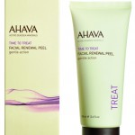 AHAVA introduces the Facial Renewal Peel