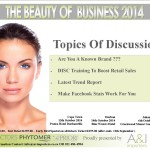 Beauty of Business Conference 2014