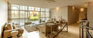 Fancourt Spa Reception blog
