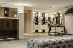 Four Seasons The Westcliff Spa Reception Retail 2