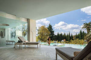 Four Seasons The Westcliff Spa Relaxation Lifestyle
