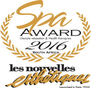 2016 LNE Spa Awards Logo