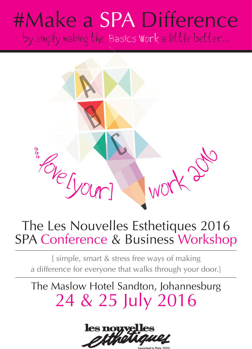The LNE 2016  Spa Conference Programme