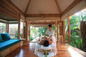 7-Massage at Six Senses Spa