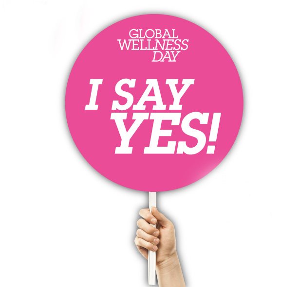 10th Annual GLOBAL WELLNESS DAY Celebration, Saturday, June 12th 2021