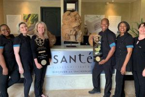 Santé Wellness Retreat & Spa Clinches Prestigious International Awards