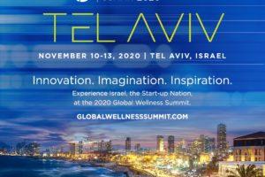 2020 Global Wellness Summit, Tel Aviv – Israel